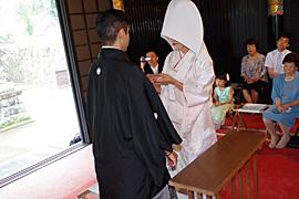 群馬県 富岡市 妙義神社 結婚式 食事会 2人だけ 家族だけ