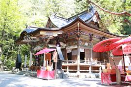宝登山神社 結婚式 埼玉 秩父 長瀞 和婚 挙式のみ 少人数 家族だけ 2人だけ 国際結婚 食事会