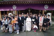 神社 結婚式 群馬 埼玉 栃木 費用 式だけ 2人だけ 家族だけ 身内だけ 写真だけ