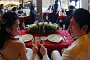 結婚式後の食事会 開き方 ながれ 進行 演出
